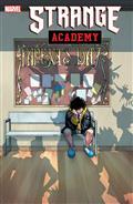 Strange Academy #9