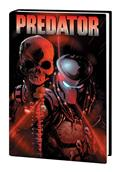 Predator Orig Yrs Omnibus HC Vol 01 Coello Cvr