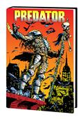 Predator Orig Yrs Omnibus HC Vol 01 Warner Dm Var