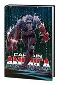 Captain America Remender Omnibus HC Romita Jr Cvr
