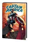 Captain America Remender Omnibus HC Immonen Dm Var