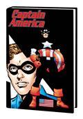 Captain America By Jurgens Omnibus HC Jurgens Cvr