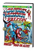 Captain America Omnibus HC Vol 03 Buscema Dm Var