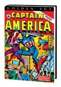 Golden Age Captain America Omnibus HC Vol 02 Avison Dm Var