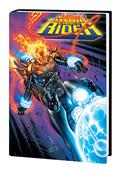 Cosmic Ghost Rider Omnibus HC Vol 01 Campbell Cvr