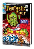 Fantastic Four Omnibus HC Vol 02 Kirby Cvr New PTG