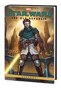Star Wars Legends Old Republic Omnibus HC Vol 01 Ching Cvr