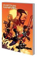 Captain Marvel TP Vol 05 New World