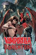 Vampirella vs Purgatori #1 Cvr B Pagulayan