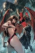 Vampirella vs Purgatori #1 20 Copy Pagulayan Virgin Incv