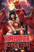 Vampirella vs Purgatori #1 Chew CGC Cvr (C: 0-1-2)