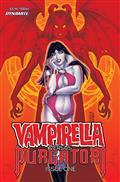 Vampirella vs Purgatori #1 Linsner CGC Cvr (C: 0-1-2)