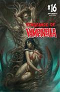 Vengeance of Vampirella #16 Cvr A Parrillo