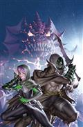 Power Rangers Unltd Heir To Darkness #1 Cvr B Connecting Yoo