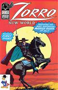 Zorro New World #1 Cvr A Capaldi