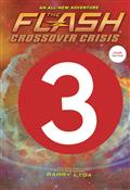 Flash Crossover Crisis HC Vol 03 Legends of Forever (C: 1-1-