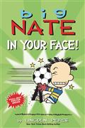 Big Nate In Your Face GN (C: 0-1-0)