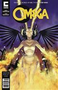 Omega #1 (of 4) Cvr A Martin Geraghty (C: 0-0-1)