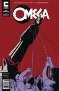 Omega #1 (of 4) Cvr B Ridgway (C: 0-0-1)