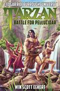 ERB-UNIVERSE-NOVEL-HC-VOL-02-TARZAN-BATTLE-FOR-PELLUCIDAR-(C