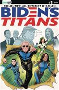 Bidens Titans #1 Cvr A Ryan Odagawa