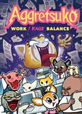 Aggretsuko Work Rage Balance Card Game (C: 0-1-2)