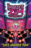 Invader Zim Quarterly Zims Greatest Plan #1 Cvr A Stresing