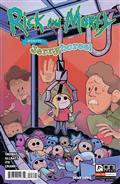 Rick And Morty Presents Jerryboree #1 Cvr B Kaycee Campbell
