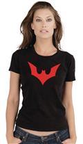 Batwoman Symbol T/S Lg (C: 1-1-2)