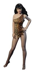 Bettie Page V2 Queen of Pinups 1/6Th Scale Action Figure (Ne