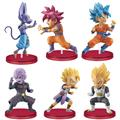 Db Super World Coll V5 Battle of Saiyans 12Pc Bmb Fig Asst (