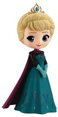 Disney Frozen Q-Posket Elsa Coronation Style Fig (C: 1-1-2)