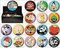 Looney Tunes 144Pc Button Asst Dis (C: 1-1-2)