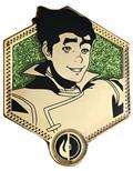 Legend of Korra Golden Bolin Pin (C: 1-1-2)