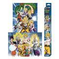Dragon Ball Z Group Poster 2Pc Set