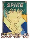 Cowboy Bebop Spike Pastel Series Pin (C: 1-1-2)