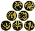 Power Rangers Coins 144Pc Button Asst Dis (C: 1-1-2)