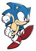Sonic The Hedgehog Speedy Sonic Pin (C: 1-1-2)