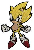 Sonic The Hedgehog Super Sonic Patch (C: 1-1-2)