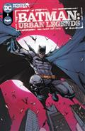 Batman Urban Legends #1 Cvr A Hicham Habchi