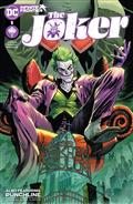 Joker #1 Cvr A Guillem March