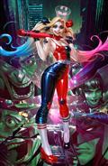 Harley Quinn #1 Cvr B Derrick Chew Card Stock Var