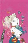 Harley Quinn #1 Team Cvr Yoshitaka Amano Card Stock Var (Net)