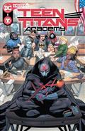 Teen Titans Academy #1 Cvr A Rafa Sandoval