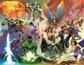 Justice League #59 Cvr B David Marquez Wraparound Var
