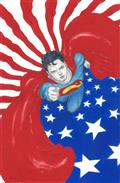 Superman Red & Blue #1 (of 6) Cvr C Yoshitaka Amano Var