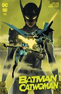 Batman Catwoman #4 (of 12) Cvr A Clay Mann (MR)