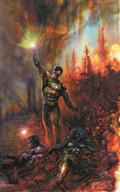 Green Lantern Season Two #12 (of 12) Cvr A Liam Sharp