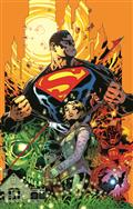 Superman By Peter J Tomasi & Patrick Gleason Omnibus HC