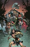 Wonder Woman Vol 4 The Four Horsewomen TP
